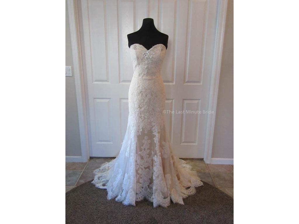 Other The Last Minute Bride Heather, $849 Size: 12 | New (Un-Altered ...