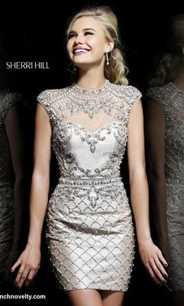 3929915c12 ... Other Sherri Hill 4304 Couture cocktail dress 00
