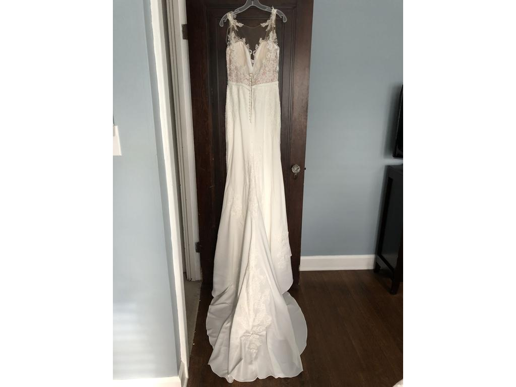c552f9690556 Mori Lee Marisol - 5503, $350 Size: 6 | New (Altered) Wedding Dresses