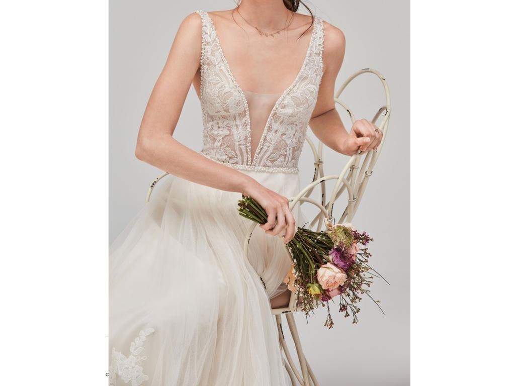 Other Designer: WILLOWBY Style Name: Philomena , $950 Size: 12 ...