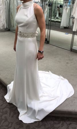 Vera Wang V-Neck Wedding Dresses for Sale