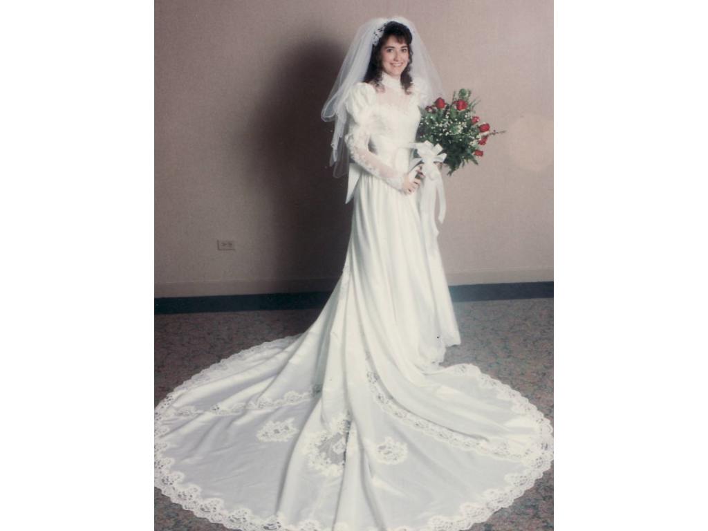 Other BRIDAL VINTAGE WEDDING GOWN RN 18512, $940 Size: 8   Used ...