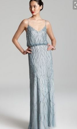 1e641af9d2ba Pin it · Adrianna Papell Beaded Blouson Gown 8