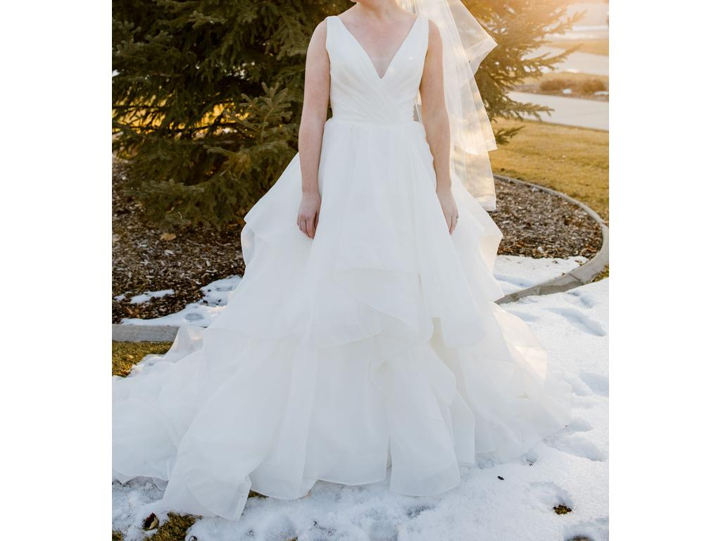 Mori Lee 5577 Milly, $600 Size: 12 | Used Wedding Dresses