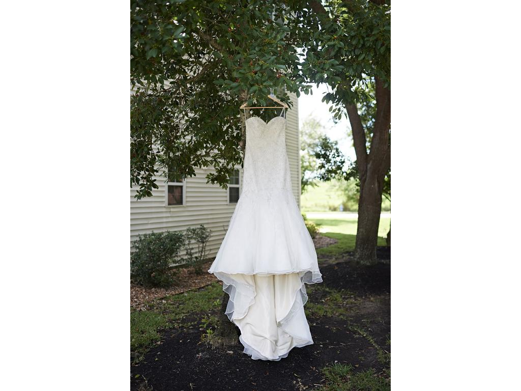 Justin Alexander Signature, $1,250 Size: 12 | Used Wedding Dresses