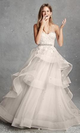 Monique Lhuillier Wedding Dresses For Sale Preowned Wedding Dresses