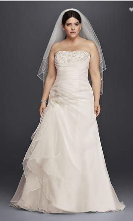 Discount Wedding Dresses