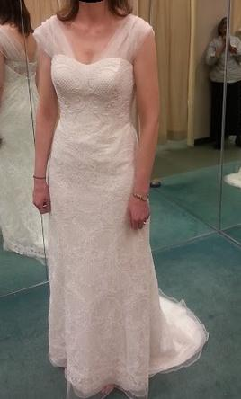 3b26bad835a6 Size 8 Wedding Dresses and Wedding Gowns