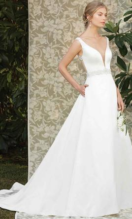 Casablanca bridal 2285 viola wedding dress 600 size 16 new casablanca bridal 2285 viola wedding dress 16 junglespirit Image collections
