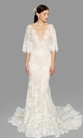Marchesa Essence, $5,000 Size: 12 | New (Un Altered) Wedding Dresses