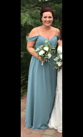 Other Kennedy Blue Bridesmaid Dress Thea