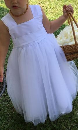 1154c8d3848 Pin it · Other Isabel Garreton Venice Tulle Flower Girl Dress