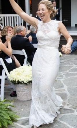 Catherine Deane Suri Gown 975 Size 8 Used Wedding Dresses