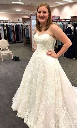 0cbd743389c Pin it Add to  David s Bridal CWG749 12