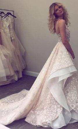 Hayley Paige Reagan Gown 1710 Size 10 Used Wedding Dresses