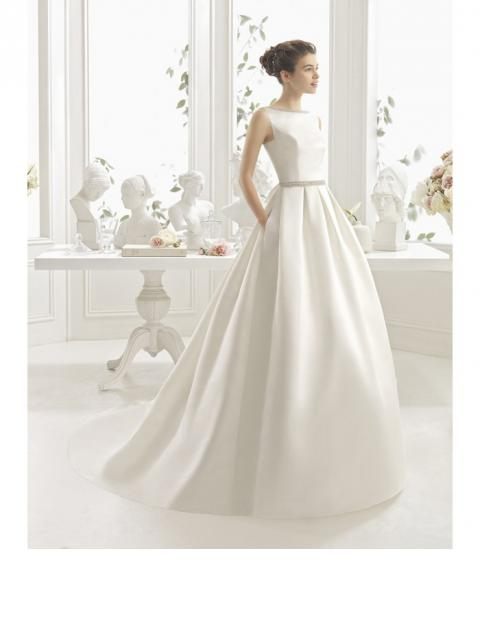 Aire Barcelona Chaplin Wedding Dress Used Size 6 800,Flowy Dresses For Wedding Guest