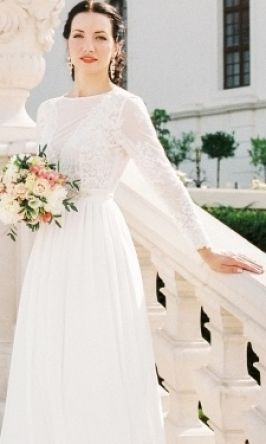 3e93ecb7f34 Other. French style wedding dress. Used