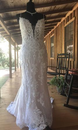 Maggie Sottero Tuscany Lynette Wedding Dress New Un