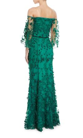801554951bf ... Marchesa Mother of the Bride Dress Gala Dress 10
