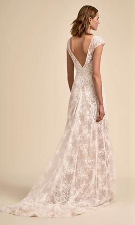 32fe6f79a3c Pin it Add to  · BHLDN Felicia Gown (style   46579520) 4