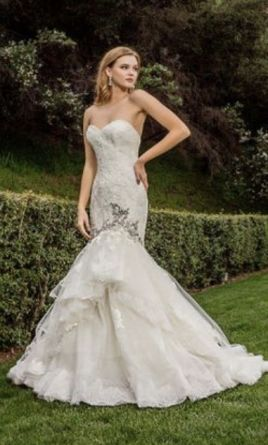 7df843c37708a Enzoani Kennedy, $2,000 Size: 14 | New (Un-Altered) Wedding Dresses