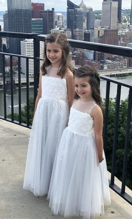 d54eaf2fb5b Other. Flower Girl Gown with Soft Tulle ...