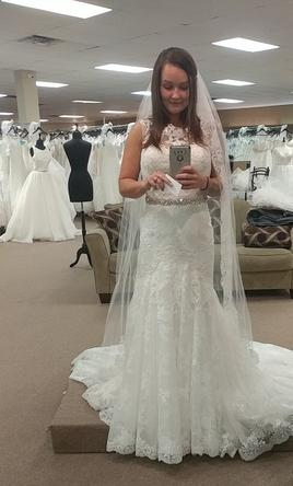a79cc9b4519fc Dreamers & Lovers Aurora, $1,400 Size: 4 | New (Altered) Wedding Dresses