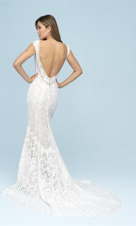 919d3bcaf DaVinci 50449 Wedding Dress | New (Un-Altered), Size: 10, $1,238