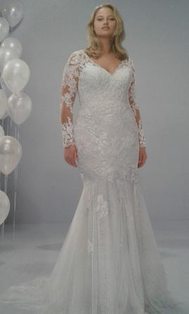 4df9d364fc4f Fit and Flare Wedding Dresses