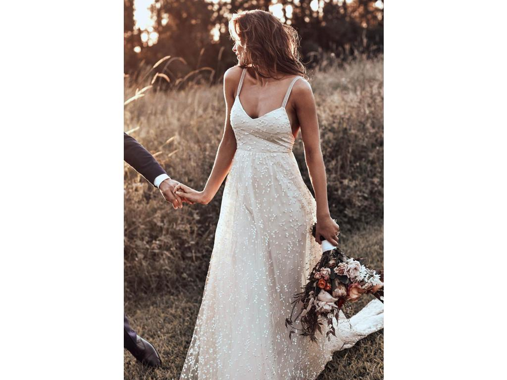 Grace Loves Lace Menha 2 100 Size 12 Used Wedding Dresses
