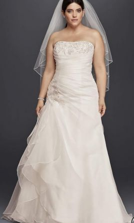 a9b25add3fd David s Bridal Wedding Dresses For Sale