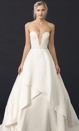90a832fe944a Berta 17114 6000 Size 6 Used Wedding Dresses in 2019