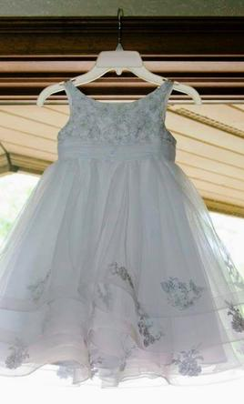 5f91e1d5a32 Alfred Angelo Cinderella s Disney Princess Flower Girl Dress