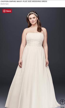 057f6957e9d4 David's Bridal Wedding Dresses For Sale | PreOwnedWeddingDresses.com
