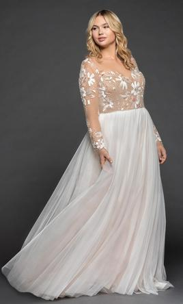 ce98fc77 Preowned Hayley Paige Wedding Dresses