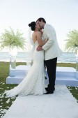 Romona Keveza Real Weddings