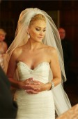 Ines Di Santo Real Weddings